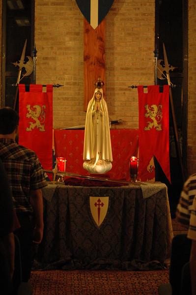 Our Lady of Fatima TFP Louisiana