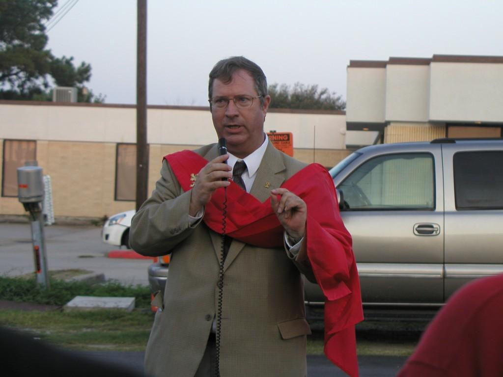 TFP Louisiana President Thomas Drake