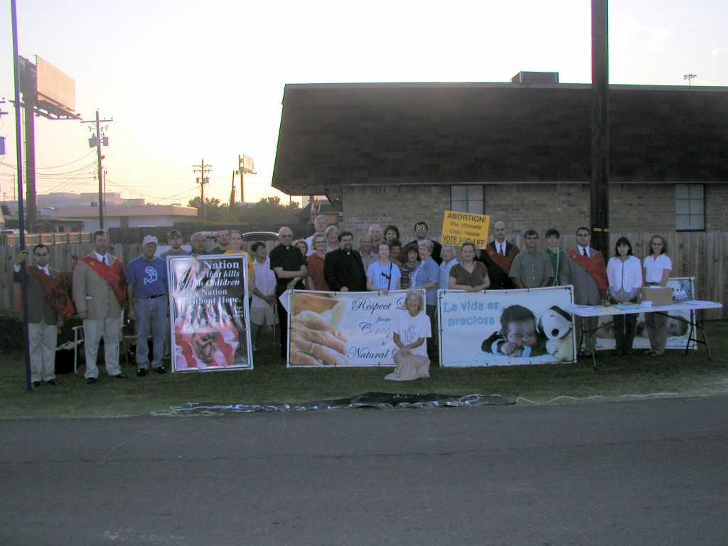 Beaumont 40 days for Life