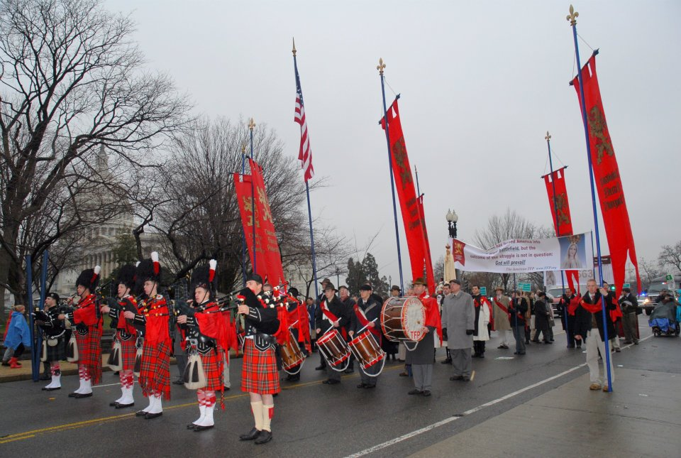TFP Band March for Life