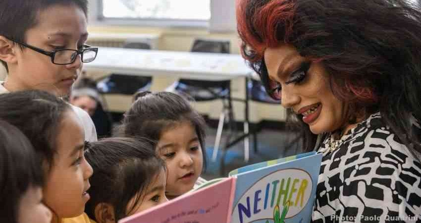 Drag Queen Story Hour - Horrendous!