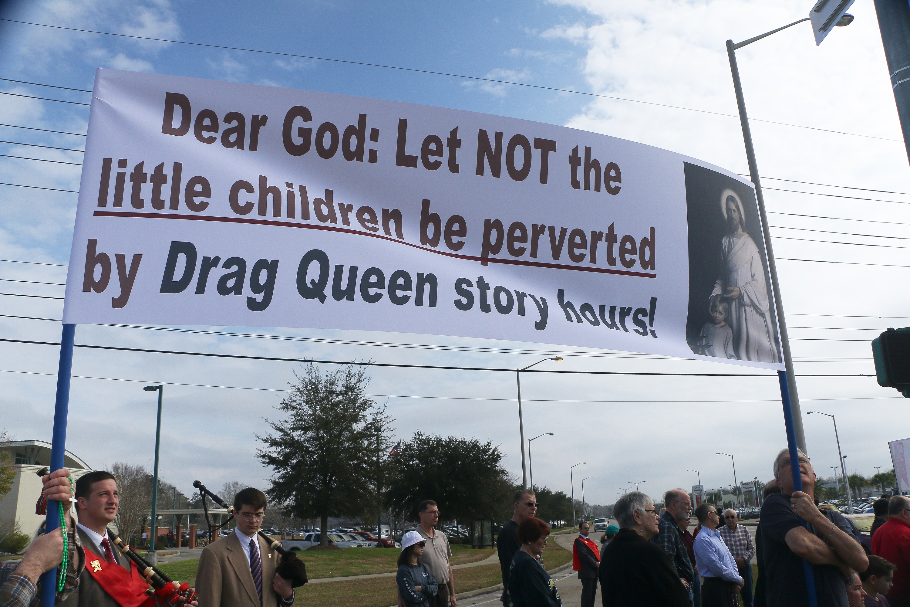 Local Catholics Totally Reject Lafayette's Library Drag Queen Story Time