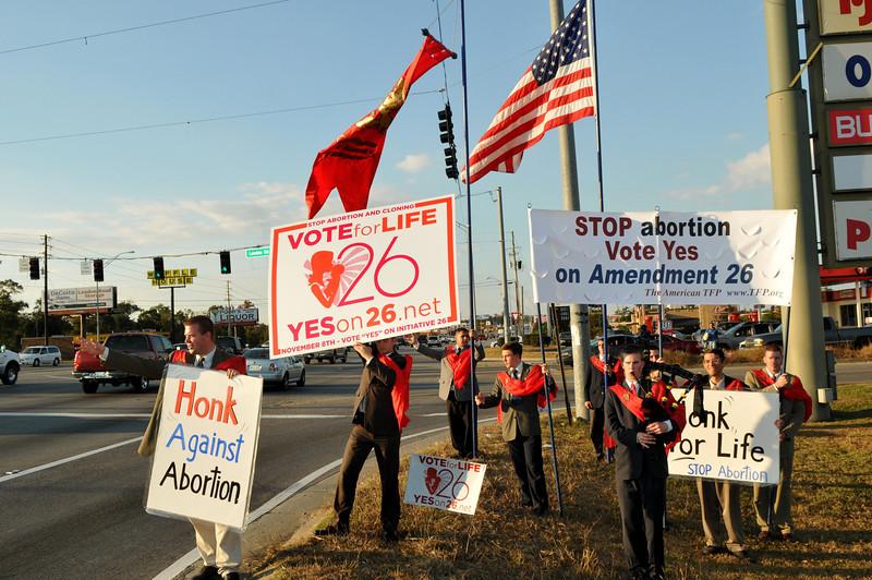 Campaign for Personhood Amendment 26