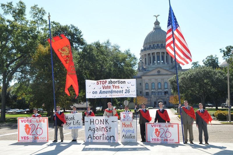 Mississippi Personhood campaign