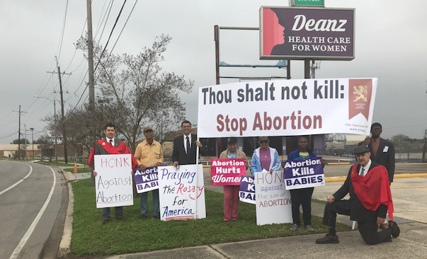 Rosary Rally to End Abortion