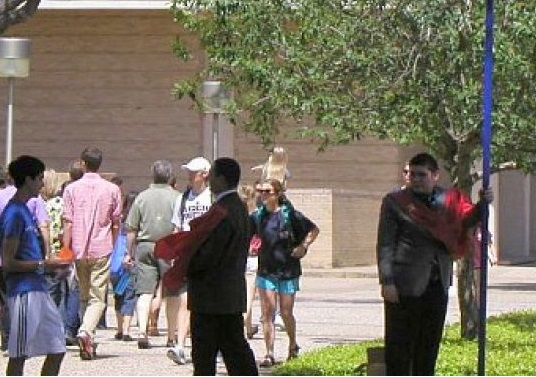 Traditional Marriage Crusade at Texas A&M University