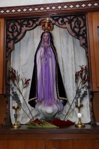Our Lady of Fatima on Good Friday