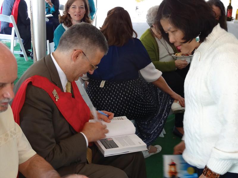 RTO book signing