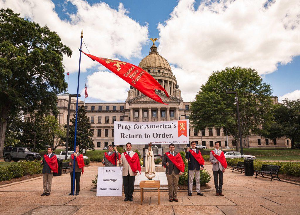 Uniting the Nation Through Prayer in Jackson, Mississippi