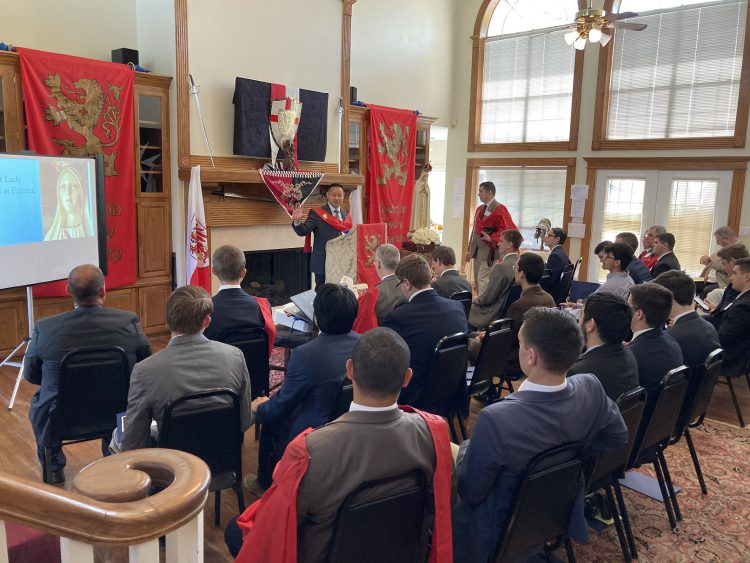 TFP Conference Brings Counter-Revolutionary Formation to Young Men in Texas